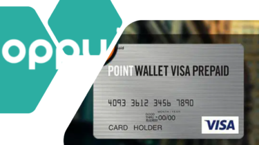 POINT WALLET VISA PREPAID終了のお知らせ。モッピーアプリは決済機能を実装か?